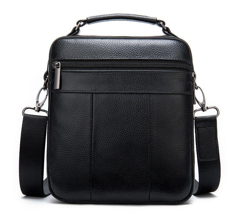 Túi xách đeo chéo nam da thật TM51
